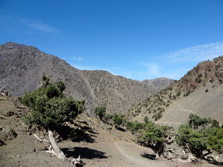 Trekking To The Top Of North Africa – Mt Toubkal