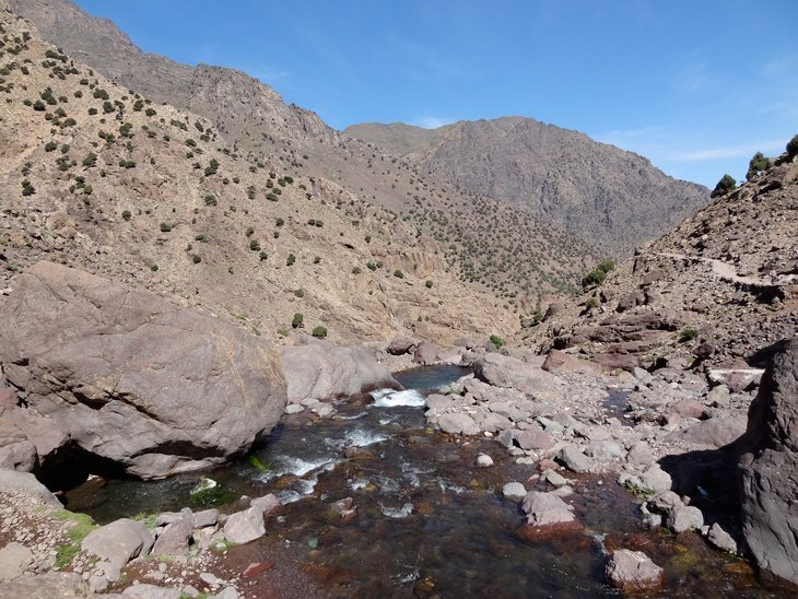 DSC00511 Trekking To The Top Of North Africa – Mt Toubkal