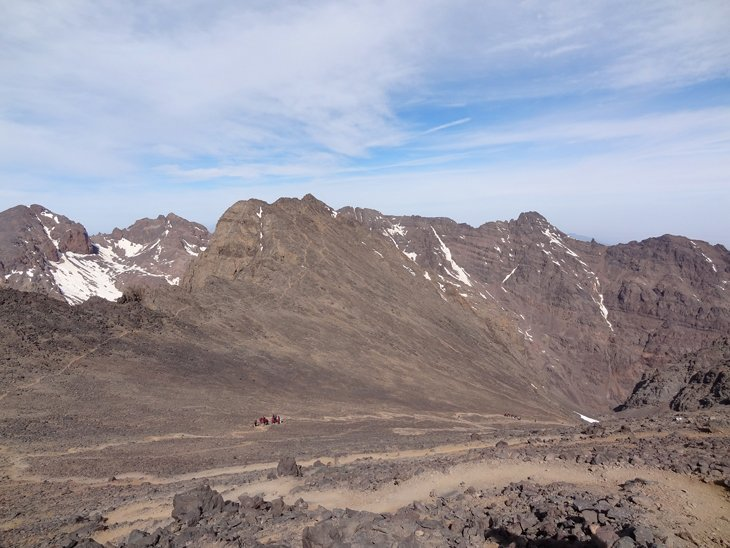 DSC00563 Trekking To The Top Of North Africa – Mt Toubkal