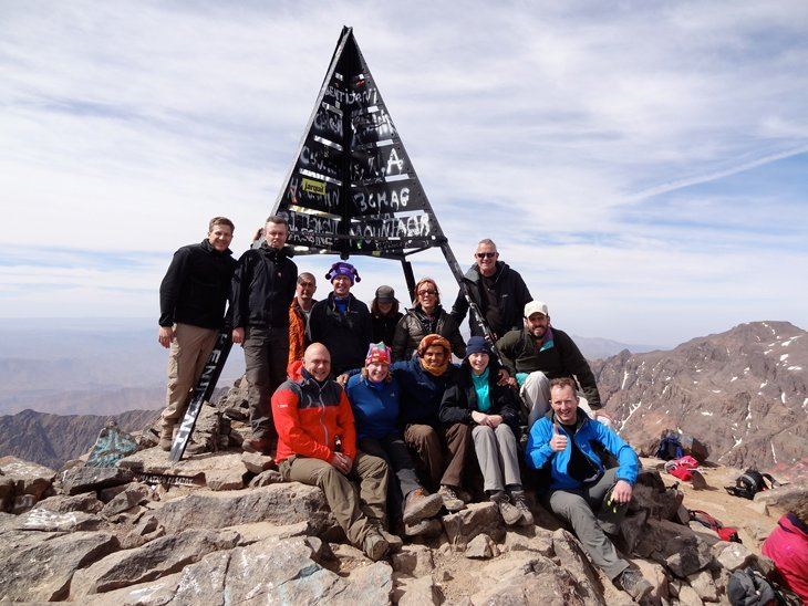 DSC00569 Trekking To The Top Of North Africa – Mt Toubkal