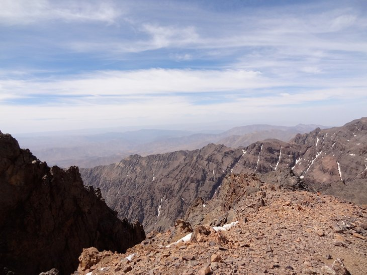 DSC00582 Trekking To The Top Of North Africa   Mt Toubkal
