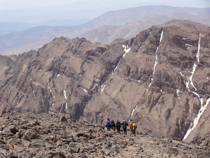 DSC00587 Trekking To The Top Of North Africa – Mt Toubkal
