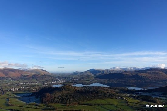 Barrow from Braithwaite – A short ridge walk to stunning views
