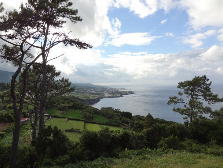 The Azores – Pico A Young Island Rising High