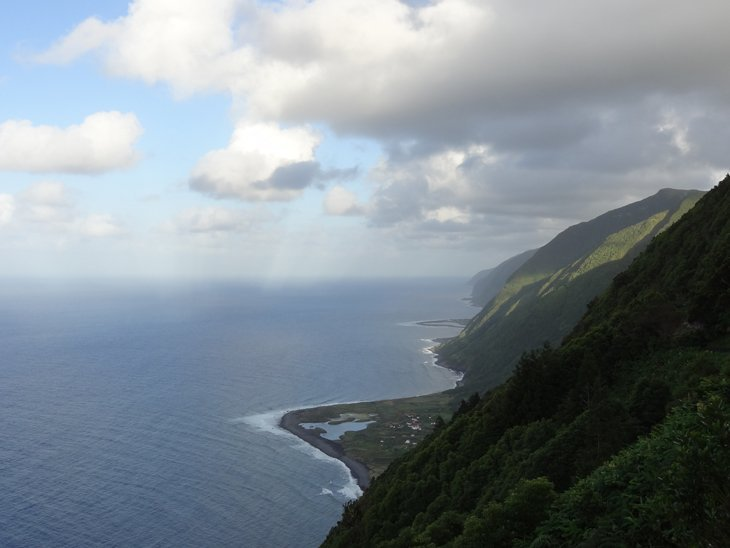 The Azores - A Sao Jorge Adventure from Top to Bottom