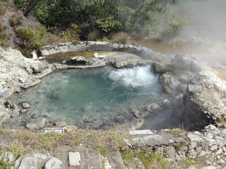 The Azores – A Look Inside The Furnas Crater