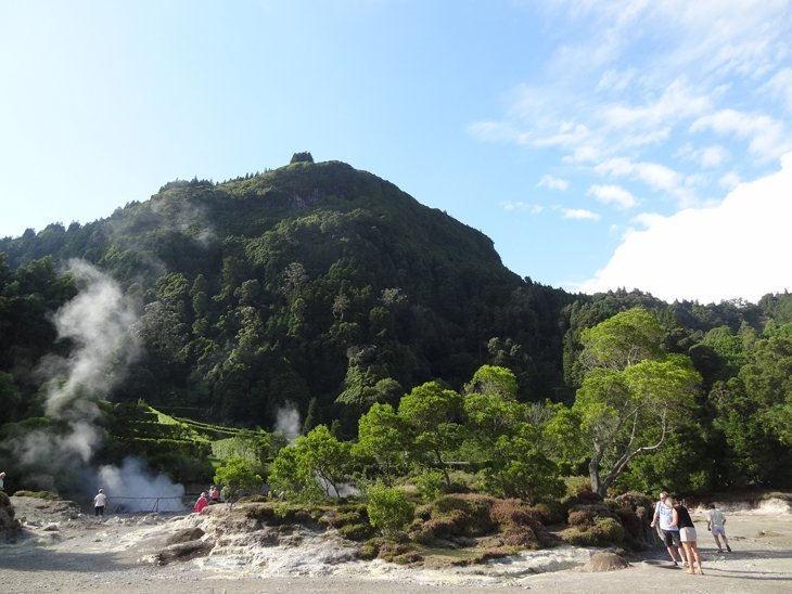 DSC01348 The Azores – A Look Inside The Furnas Crater