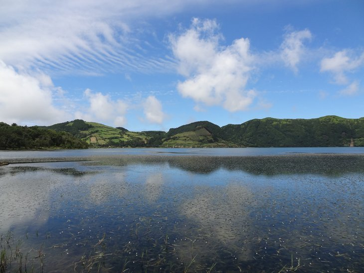 The Azores - Sete Cidades
