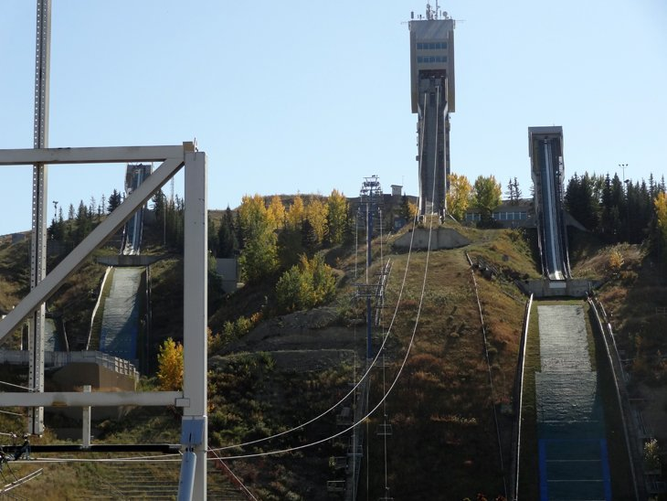 Canada - Pumping Adrenalin And Speed On The Calgary Zipline