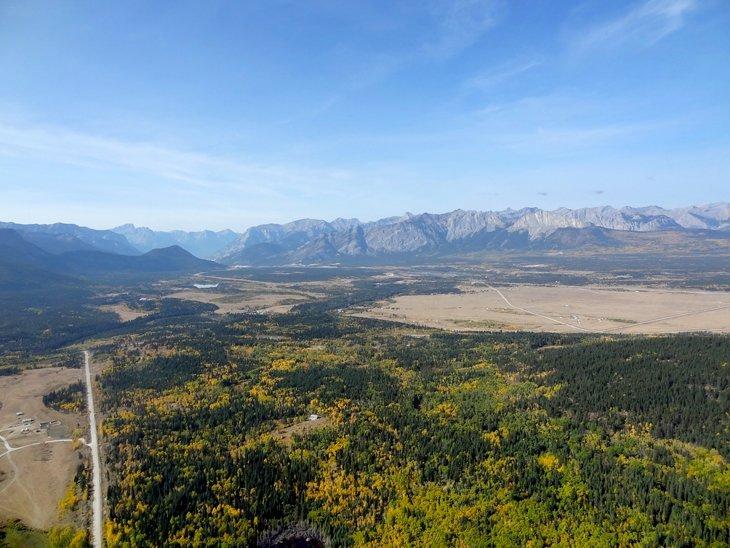 Canada – Heli-Yoga Above The Rockies