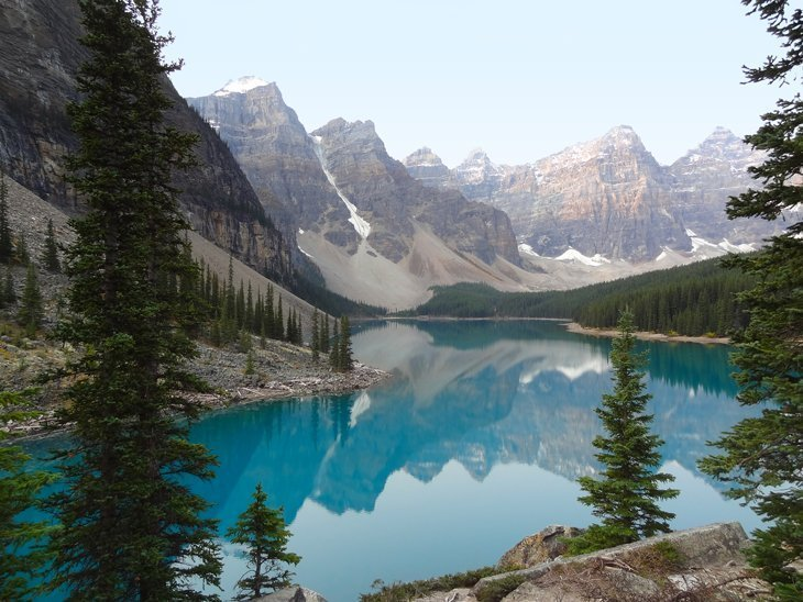 Canada – The Emerald Lakes And Peaks Of Banff 1