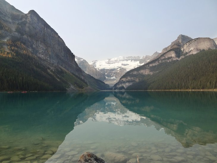 Canada – The Emerald Lakes And Peaks Of Banff
