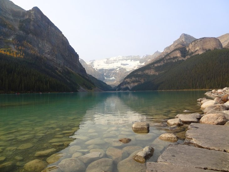 Canada - The Emerald Lakes and Peaks of Banff