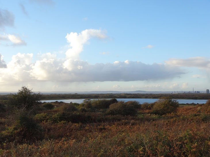 Bridgend: Kenfig Nature Reserve