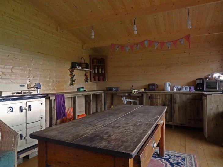 Bridgend: Glamping And Crafting At Cwm Tawel 4