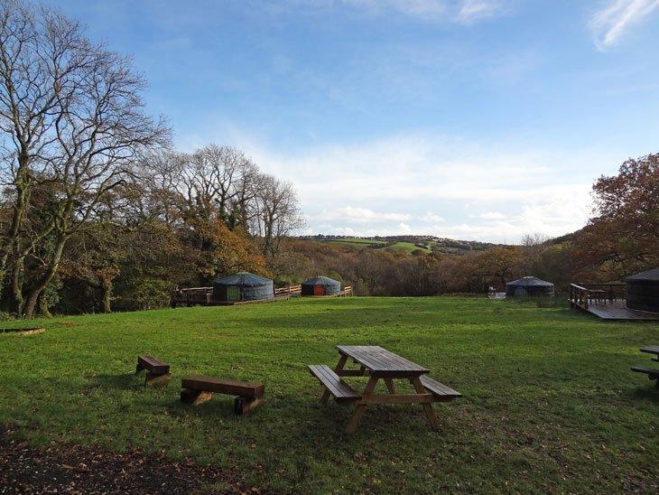 Bridgend: Glamping And Crafting At Cwm Tawel 2