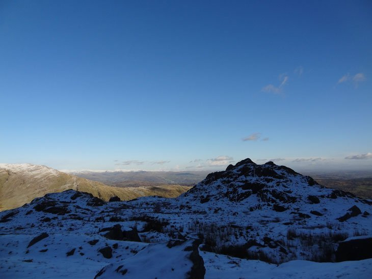 DSC02914 Winter Beauty Begins On The Old Man Of Coniston
