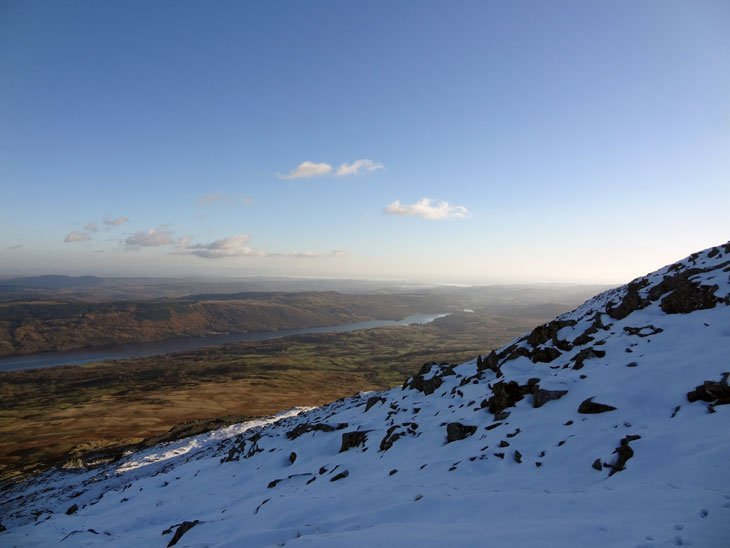 DSC02924 Winter Beauty Begins On The Old Man Of Coniston