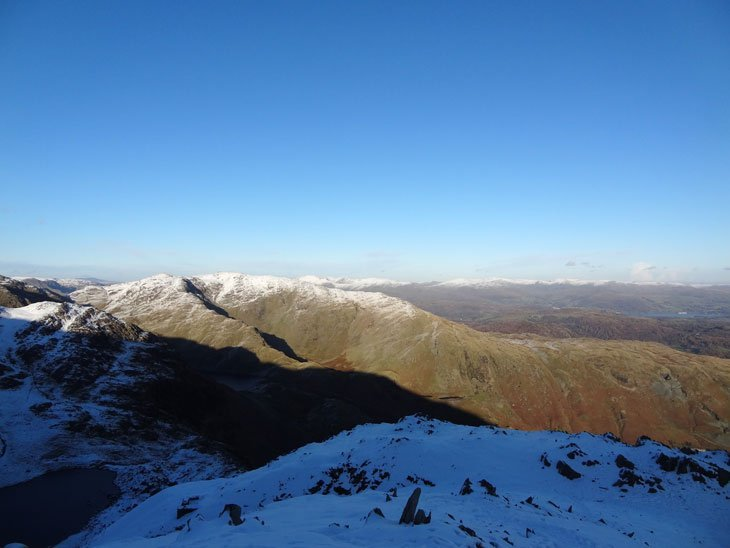 The Old Man Of Coniston Winter Beauty