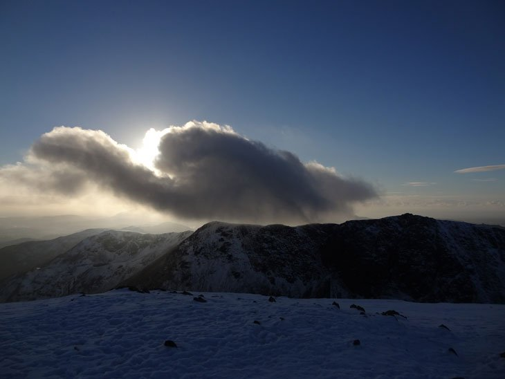 DSC02940 Winter Beauty Begins On The Old Man Of Coniston