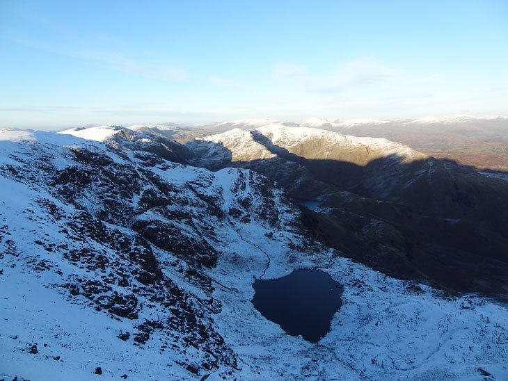 DSC02945 Winter Beauty Begins On The Old Man Of Coniston