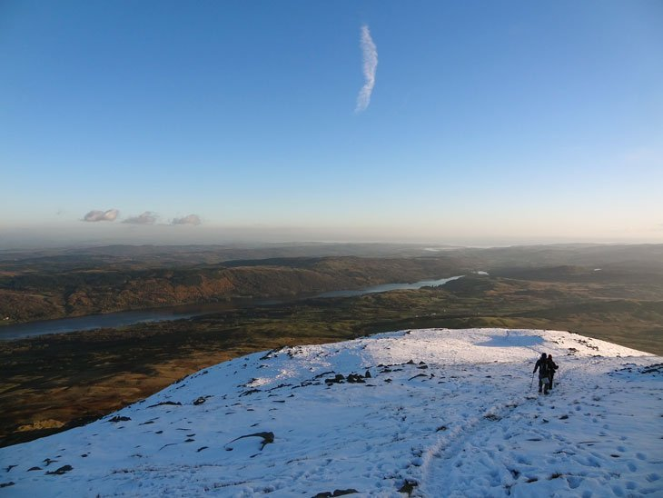 DSC02953 Winter Beauty Begins On The Old Man Of Coniston