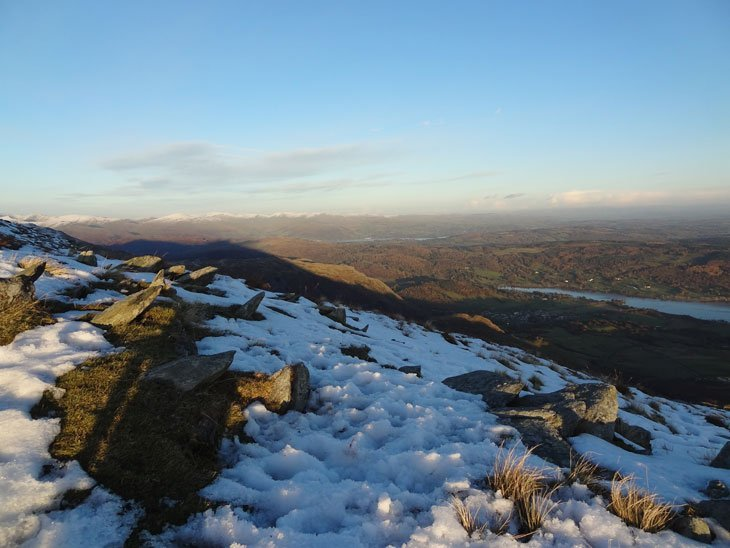 DSC02959 Winter Beauty Begins On The Old Man Of Coniston