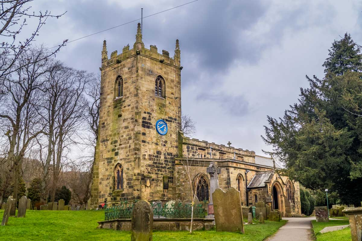Eyam, The Peak District's Plague Village