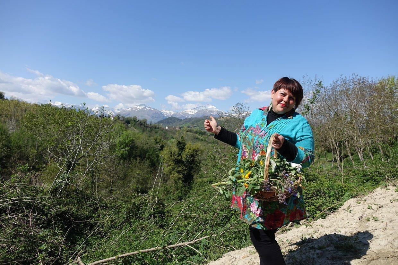 DSC030221 La Conca: Delicious Agriturismo of Le Marche