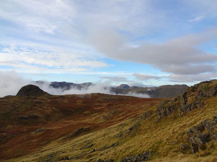 A Day On The Langdale Pikes
