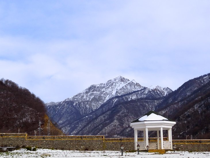 Azerbaijan - Five Star Gabala