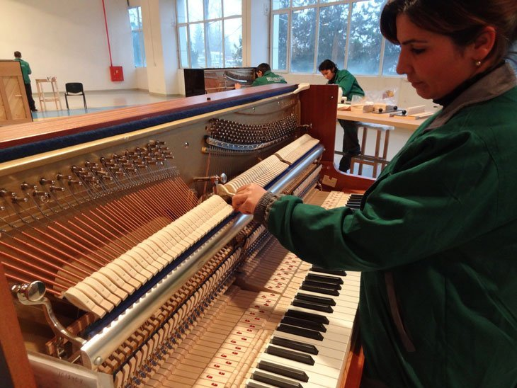 The Piano Man Of Azerbaijan