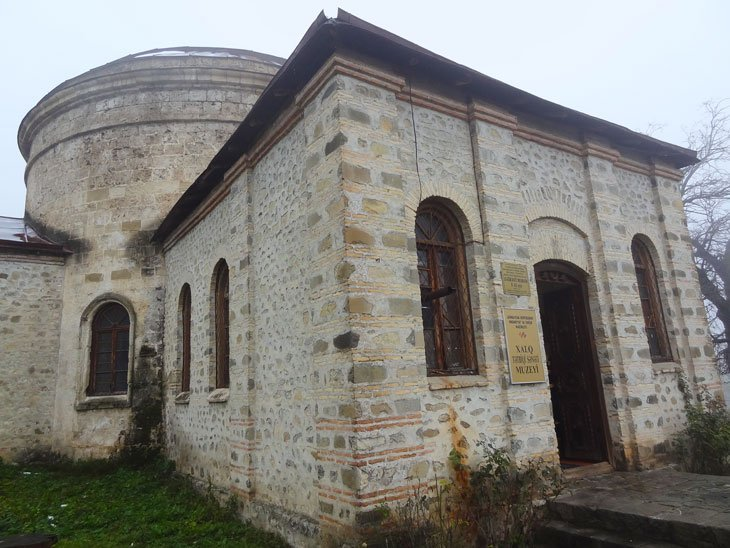 Azerbaijan - Passing Through Sheki