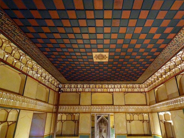 DSC03716 Azerbaijan   Sheki Kahns Palace