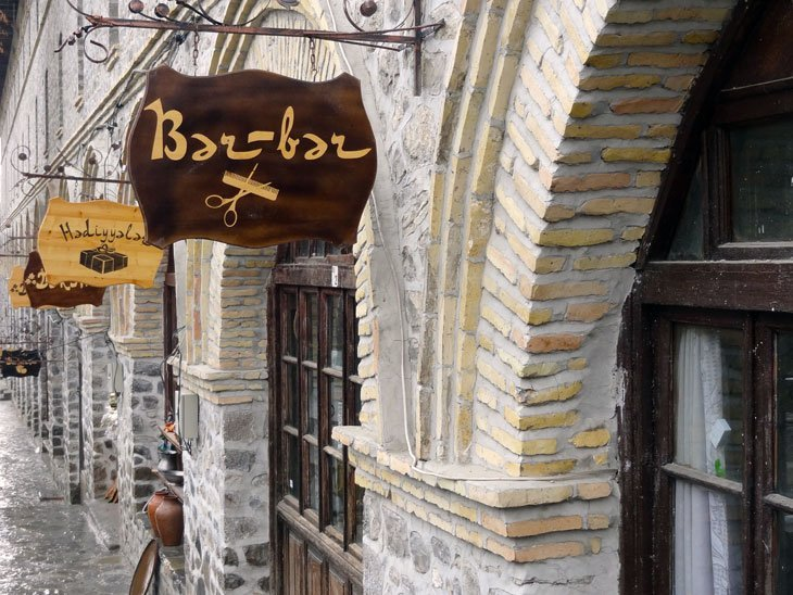 Azerbaijan – Passing Through Sheki