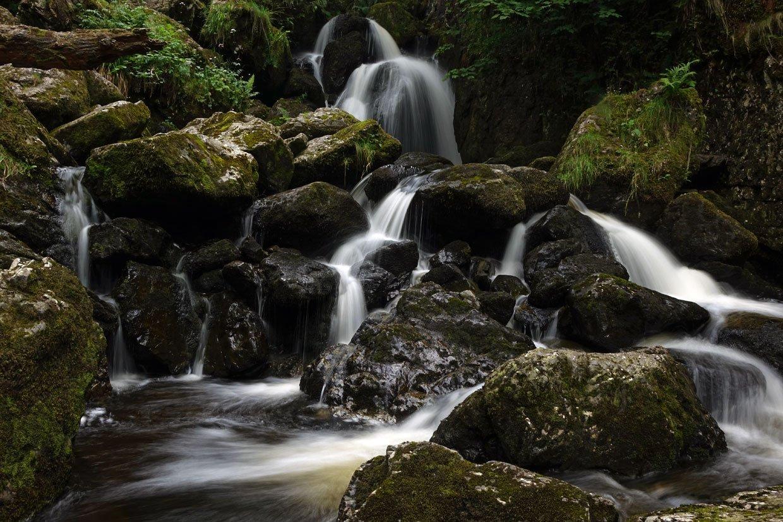 DSC05235 Lodore Falls – The romantic waterfall of Borrowdale