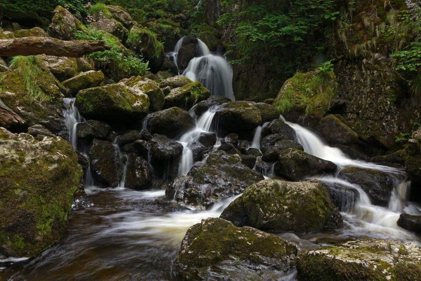 Lodore Falls – The romantic waterfall of Borrowdale