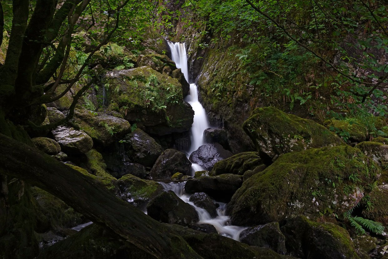 DSC05279 Lodore Falls – The romantic waterfall of Borrowdale