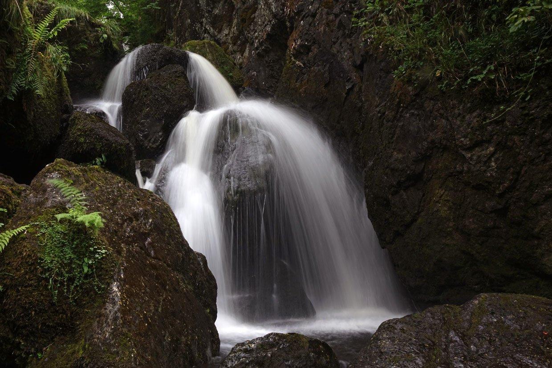 DSC05297 Lodore Falls – The romantic waterfall of Borrowdale