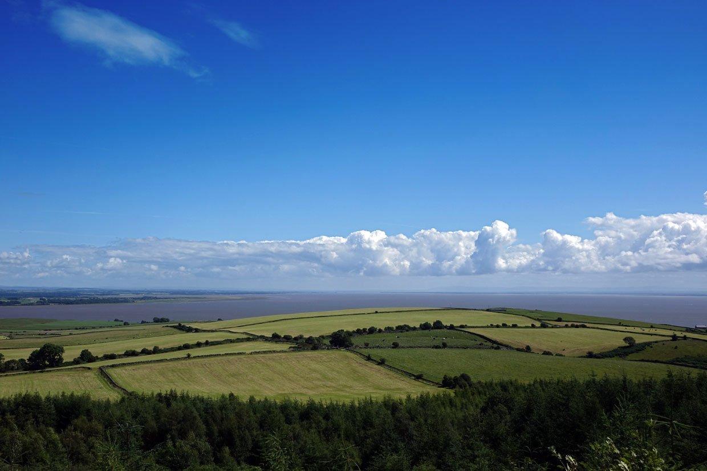 DSC05457 Climb Criffel to views over four lands