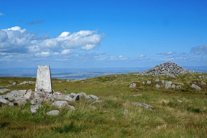 DSC05544 Climb Criffel to views over four lands