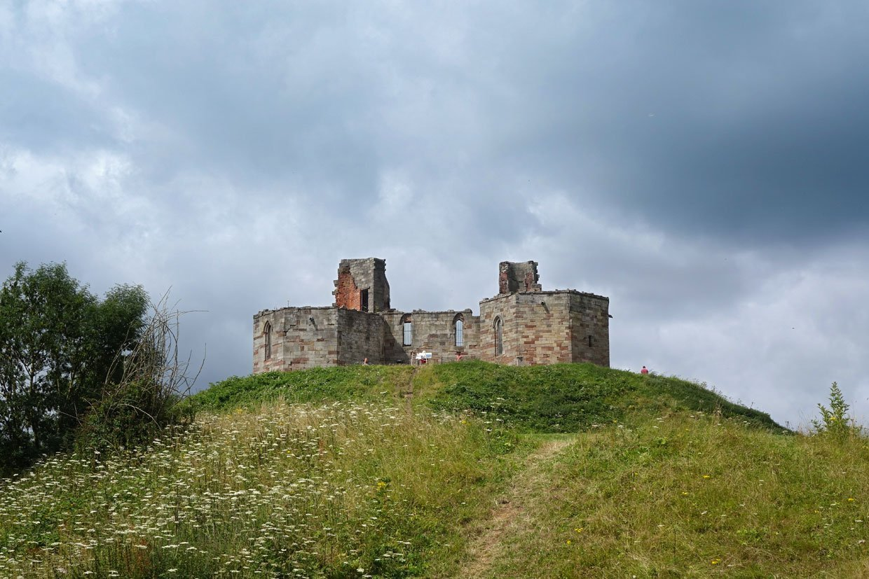 Stafford Castle – Dominating the skyline over 900 years