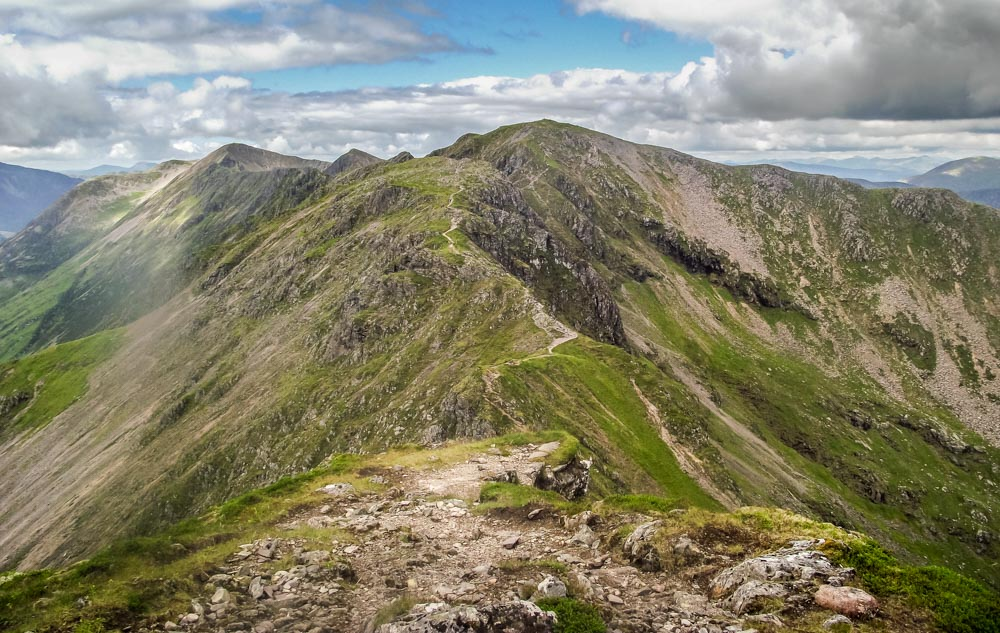 Walking Glen Coe - The Iconic Aonach Eagach Ridge