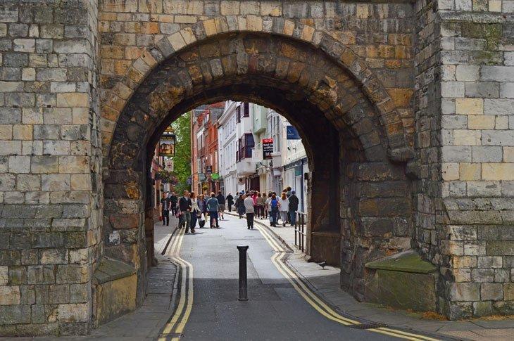 DSC_00021 York – Walking the City Walls