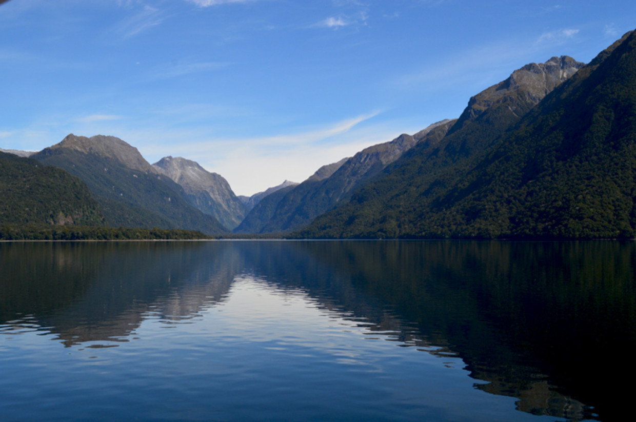 Milford Track Day One – The Beginning Of Serenity