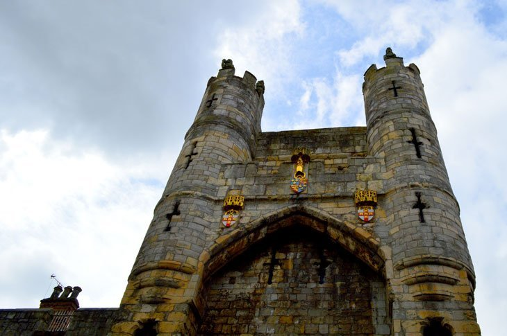 DSC_0035 York – Walking the City Walls