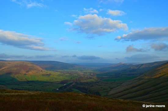 Dark Hills and Green Dales – An Edale walk