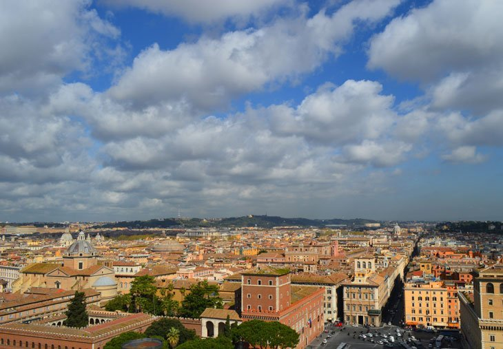 A Perfect Day in Rome - To The Top of Il Vittoriano