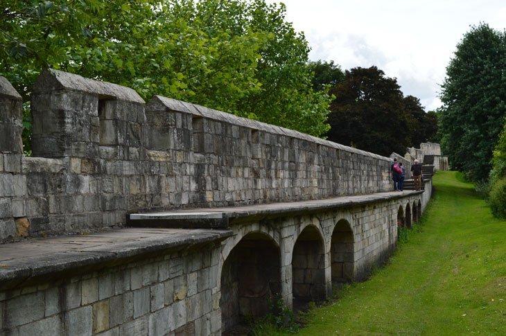 DSC_0062 York – Walking the City Walls