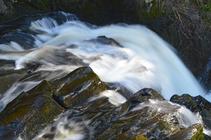 Ingleton Waterfalls Walk – A Setting For The Senses